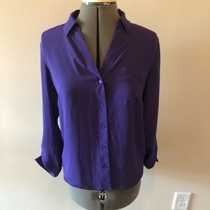 🌻2 for $15 🌻 purple Blouse